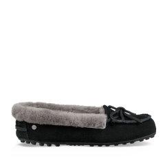 UGG冬季新款女士单鞋加州乐福系列毛毛鞋豆豆鞋便鞋1020041图片