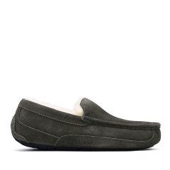UGG秋季新款男士单鞋休闲系列舒适毛单鞋豆豆鞋1101110图片
