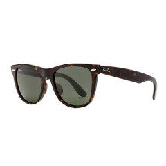 Ray-Ban/雷朋 男女款太阳镜 RB2140F 901 902 52/54mm 全框板材黑色玳瑁色镜架绿色镜片墨镜眼镜图片