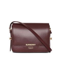 预售 2周左右发货 BURBERRY/博柏利 19秋冬 Grace 女士小号双色皮革格雷丝包 8012004牛皮革图片