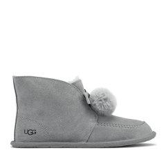 UGG2019秋冬新品女士休闲便鞋毛球款系带时尚鞋1110709图片