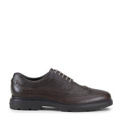 HOGAN/HOGAN 男鞋 男士正装鞋 牛皮鞋面 Route 系列商务皮鞋图片