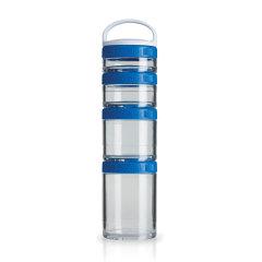 Blender Bottle 储物罐 奶粉盒GoStak Starter Kit/4层带提手储物罐图片