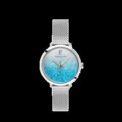 【明星同款】Pierre Lannier/连尼亚 法国原装进口施华洛世奇水晶元素满天星系列女士石英手表图片