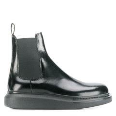 Alexander McQueen/亚历山大麦昆 20年秋冬 百搭 男性 男士短靴 586198WHX52图片