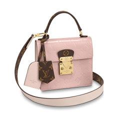路易威登/路易威登  Shoulder Bag  Spring Street 皮面牛皮(黑色,粉色,银色,白色)图片