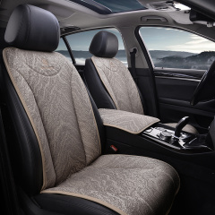 pinganzhe    汽车新款四季通用花纹透气小蛮腰坐垫 汽车舒适透气座垫图片