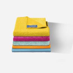 【无需清洁剂】英国进口百洁布利快超细纤维清洁抹布毛巾餐具厨具洁具清洁套装图片