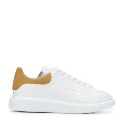 亚历山大麦昆/Alexander McQueen 19年秋冬 板鞋 平底鞋 男性 拼色 板鞋 553680#WHGP7#9676图片