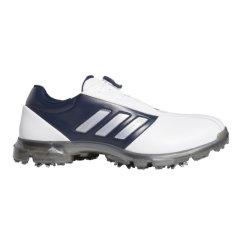 Adidas阿迪达斯高尔夫球鞋男士GOLF有钉鞋图片