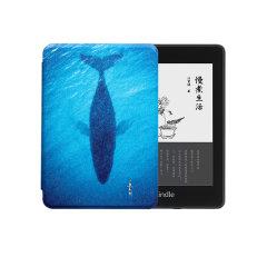 Kindle/亚马逊 paperwhite4 电子书阅读器 电纸书 经典版第四代 6英寸墨水屏 黑色 8/32G 保护套套装图片