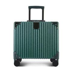 ELLE/ELLE 铝框短途旅行箱女士,男士PC/ABS拉杆箱行李箱17寸拉杆箱ELDL1015B图片