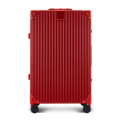 ELLE/ELLE 铝框 女士,男士通用PC/ABS拉杆箱行李箱ELDL1015B图片