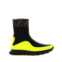 FENDI/芬迪 19年秋冬 百搭 男童 儿童棉鞋/靴子 JMR289A8CL F17SF图片