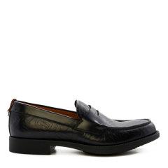 博柏利/BURBERRY 19年秋冬 乐福鞋 男性 皮鞋 浅口 商务休闲鞋 8015753 A1189图片