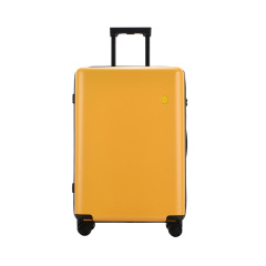 ntnl/ntnl 复古纯色旅行箱哑光时尚行李箱 8046 聚碳酸酯纯PC 女士,男士,青年图片