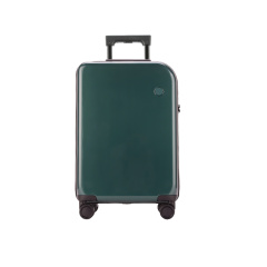 ntnl/ntnl 时尚镜面纯色大容量拉链行李箱 9016 PC/ABS 女士,男士,青年图片