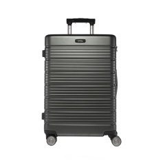ntnl/ntnl 黑科技多功能拉链哑光行李箱 8008 PC/ABS 女士,男士,青年图片