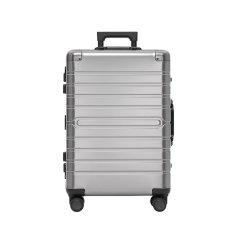 ntnl/ntnl 全铝镁合金时尚横条金属行李箱 8095 女士,男士,青年图片