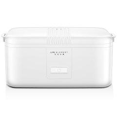 电热饭盒加热保温可插电加热蒸煮F7 F8【白色/ 粉色 可选】图片