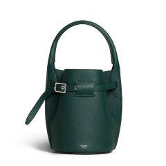 【包邮包税】CELINE/赛琳 经典款 Nano Seau 女士小牛皮手提水桶包(6色可选)图片