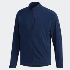 Adidas阿迪达斯高尔夫服装男士秋装夹克防风衣图片