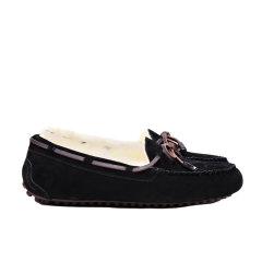 【19秋冬】AUSNOW UGG/AUSNOW UGGcm037  平跟鞋037 经典蝴蝶毛豆豆鞋图片