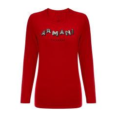 ARMANIEXCHANGE/ARMANIEXCHANGE女士长袖T恤-女士T恤图片