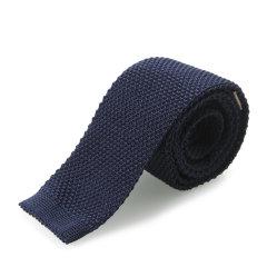 BURBERRY/博柏利BurberryLondon,England系列深蓝色真丝面料男士领带