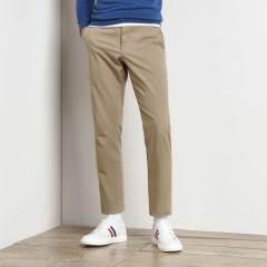 SAINT ANGELO/报喜鸟秋季新款都市时尚男士休闲裤 修身中腰青年潮流长裤子图片