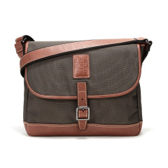 Longchamp/珑骧 男士BOXFORD系列织物/配皮单肩斜挎包 2823 080图片