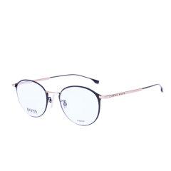 19春夏新品HUGO BOSS/雨果博斯眼镜架男女款全框复古钛架近视镜框架轻巧光学镜1068/F图片