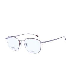 19春夏新品HUGO BOSS/雨果博斯眼镜架男女款全框方框近视镜钛架轻巧光学镜1067/F图片