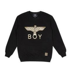 【19新款】BOY LONDON 韩版 男女同款 潮流时尚 休闲 打底 运动卫衣/套头衫 韩国直邮 B93MT1001U图片
