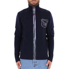 FENDI/芬迪 19年秋冬 服装 百搭 男性 蓝色 男卫衣 FAE534 A9QU F0QG0图片