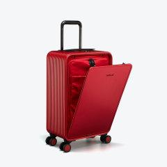 TUPLUS/途加 OSLO系列 全铝镁合金拉杆箱行李箱  铝框20寸旅行箱 金属万向轮商务登机箱  曜石黑 适用人群:女士,男士图片