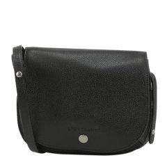 Longchamp/珑骧  女士牛皮翻盖马鞍包时尚休闲单肩斜挎包 MS08-L1322021047图片