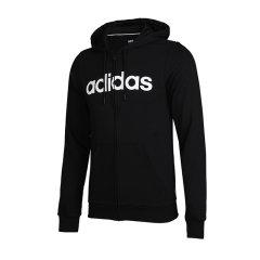 Adidas阿迪达斯 新款休闲舒适透气运动服针织连帽夹克外套 DM4281 DM4282 DM4286图片
