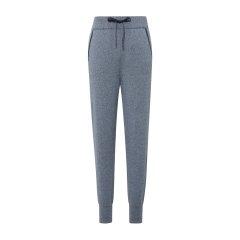 19秋冬【DesignerWomenwear】PESARO/PESARO羊绒系带针织长裤女士休闲裤图片