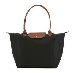 Longchamp/珑骧  女士尼龙多色饺子包大号长柄手提购物旅行包 MS08-L1899089556图片