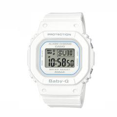CASIO/卡西欧女表 BABY-G数字显示多功能运动石英手表时尚腕表圆盘2019新品图片