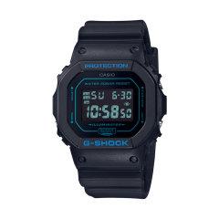 CASIO/卡西欧小方块男表G-SHOCK系列数字显示多功能运动石英手表时尚腕表电子表图片