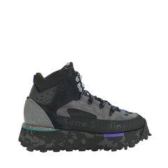 ACNE STUDIOS/ACNE STUDIOS 19年秋冬 板鞋 女性 登山鞋 高帮 黑色 女士休闲运动鞋 AD0161-9C94009C9图片