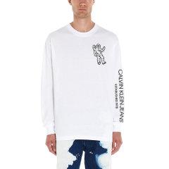 Calvin Klein Jeans/Calvin Klein Jeans 19年秋冬 服装 男士T恤 男性 男士长袖T恤 J90J900284YAA图片