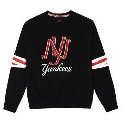 MLB NY 女士 潮流时尚 休闲打底 蝴蝶结 女士运动卫衣/套头衫 韩国直邮 31MTCB841图片
