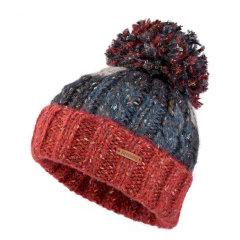 Kenmont/卡蒙2019秋冬新品大头围针织毛球毛线帽女秋冬季保暖包头帽日系可爱羊毛套头帽图片