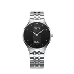 FIYTA/飞亚达 手表女石英表时尚商务女表男表防水钢带简约情侣手表图片
