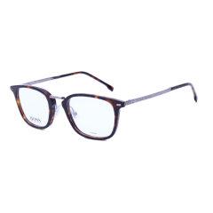 HUGO BOSS/雨果博斯复古眼镜架男士方框全框近视镜框时尚钛架光学镜1057图片