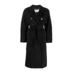 MaxMara/麦丝玛拉 20春夏 女装 服饰  翻领系带束腰修身长款 女士大衣外套 10180199图片