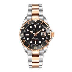 ROMAGO/雷米格 深潜系列腕表双按扣钢带手表RM098图片